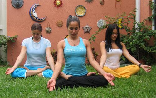 Yoga Teacher Monica Hornung Boynton Beach Florida Best Yoga Instructor Palm Beach County