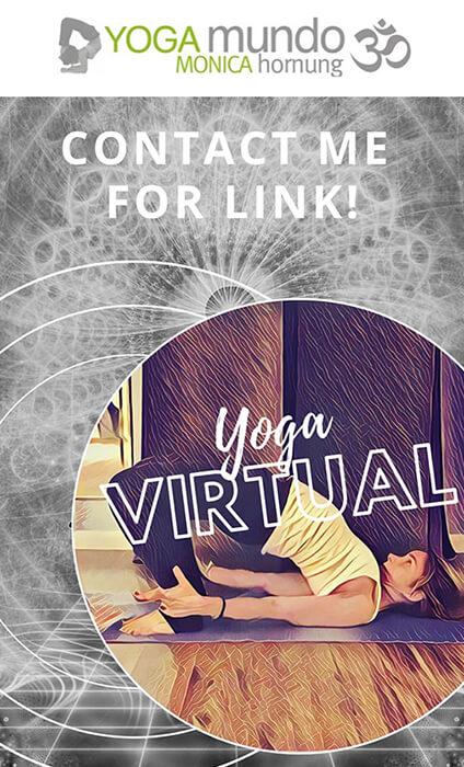Virtual Yoga Monica Hornug 2